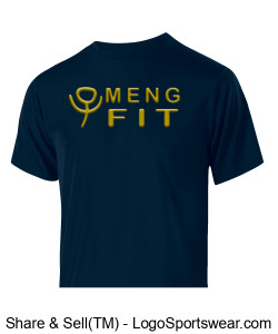 MENG FIT YOUTH SHORT SLEEVE Design Zoom
