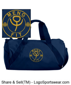 Liberty Meng Barrel Duffel Design Zoom